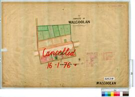 Walgoolan [Tally No. 505219].