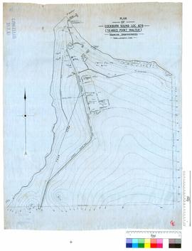 Plan of Cockburn Sound Location 679 showing improvements [scale: 2 chains to an inch].
