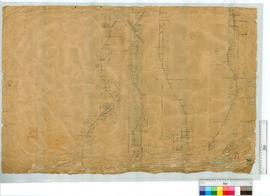 Roads near Perth by R. Quinn, Fieldbook 11 [scale: 20 chains to an inch].