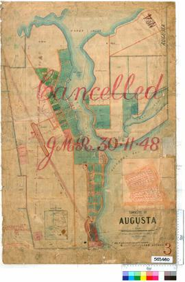 Augusta Sheet 3 [Tally No. 503680].
