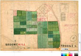 Broome Hill Sheet 4 [Tally No. 503864].