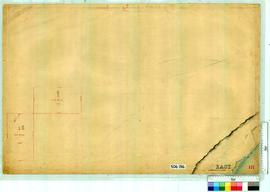 East 18 [80 chain plan, Tally No. 506136, undated].