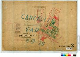Wyalkatchem Sheet 2 [Tally No. 505311].