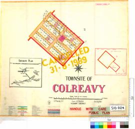 Colreavy [Tally No. 510024].