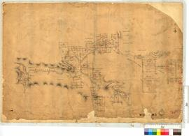 Williams and Bell River, Coolaking, etc. by H.S. Ranford, W.A. Saw and others [scale: 20 chains to an inch].