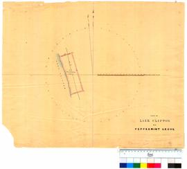 Wellington location 52 surveyed by H.M. Ommanney for W.A. Company part of Lake Clifton or Peppermint Grove Beach [Tally No. 005215].