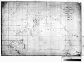 Part of the North West Coast of Australia by Commodore Baudin & the same area by P. King [b/w...