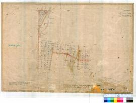 Swan View 92/1. Plan of Swan View showing Lots 52-89 by W.J. Crowther between Stirling and Camfie...