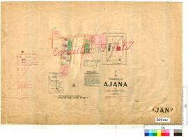 Ajana Sheet 1 [Tally No. 503661].