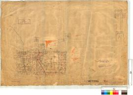 Plan North of OP 204 shows Appertarra Agricultural area by A.J. Wells.