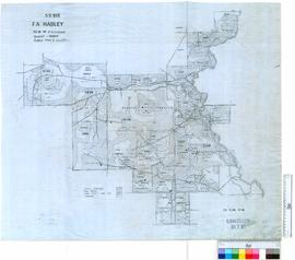 F.A. Hadley, 30 miles West of Cranbrook, Nelson District, public plan 444/80. ss 915