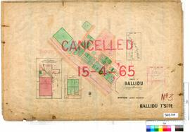 Ballidu Sheet 3 [Tally No. 503714].