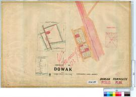 Dowak Sheet 1 [Tally No. 504183].
