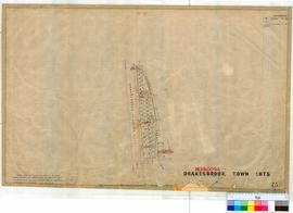 Waroona 73/3. Plan of Townsite of Waroona showing Lots 1-3, 5, 55-56, 61-90 by G.W. Leeming [scal...