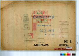 Morawa Sheet 1 [Tally No. 504762].
