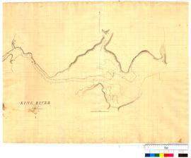 King River surveyed by A. Hillman, Sheet 1 [Tally No. 005320].