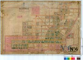 Kalgoorlie Sheet 4 [Tally No. 504427].