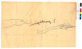 Route from north end of Leschenault Inlet to junction of Harvey River by T. Watson [Tally No. 005210].