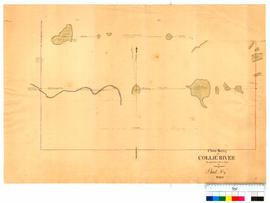 Chain survey of the Collie River by Thomas Watson, sheet 4 [Tally No. 005148].