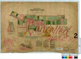 Parkerville Sheet 2 [Tally No. 504959].