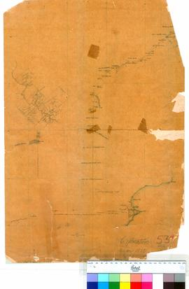 F.T. Gregory - Route from Doubtful Island Bay to Cape Riche, March 1850 (Sheet 2).