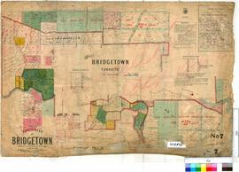 Bridgetown Sheet 7 [Tally No. 503832].