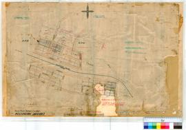 Collie 155/2. Collie Fields Townsite extension, Wellington District. John Ewing [scale: 4 chains ...