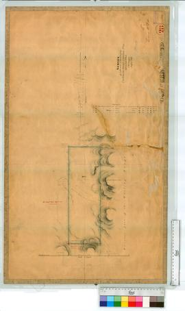 Location 23 applied for by H. Mead by J.W. Gregory, Western Face of the Darling Ranges [scale: 8 ...