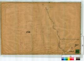 Lot 256 near Broomehill, West of the G.S. Railway [scale: 30 chains to an inch, undated].