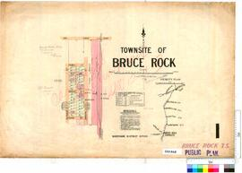 Bruce Rock Sheet 1 [Tally No. 503868].
