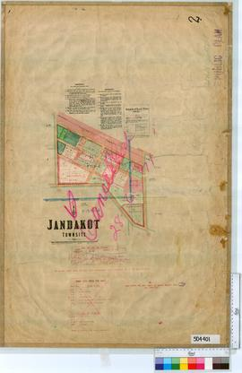 Jandakot Sheet 2 [Tally No. 504401].