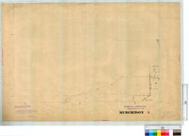 Murchison Locations, map initialled E.P.R., Lots 98 and 147 [Tally No. 005728].