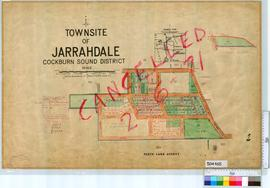 Jarrahdale Sheet 2 [Tally No. 504405].