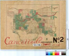 Greenmount Sheet 2 [Tally No. 510036].