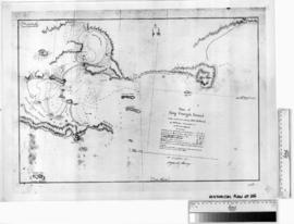 Plan of King George's Sound by Matthew Flinders [b/w photographic print only].