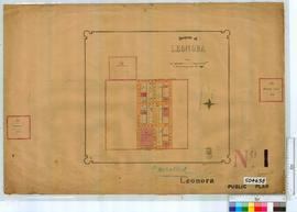 Leonora Sheet 1 [Tally No. 504638].