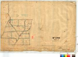 Mt Erin Estate subdivision sheet 2 (Forrester Road and Newnarracarra Road area) by J.P. Cramm [sc...
