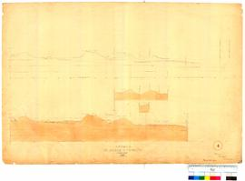 Level in Perth by A.C. Gregory (Lake Irwin, Lake Kingsford, Wellington, Mackie, Moore, Short &amp...