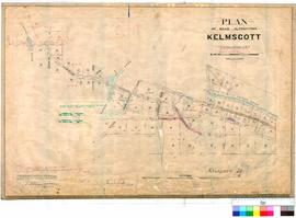Kelmscott 20/4. Plan of road alterations, Kelmscott. G. W. Leeming, Surveyor, 11/05/1899 [scale: ...