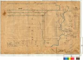 Midland Railway Company, Location 1315, Crossland, Lymburner, Fieldbook 10, and later additions t...