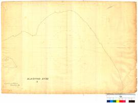 Survey of Blackwood River, Sheet 4 by A. Hillman [Tally No. 005006].