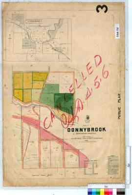 Donnybrook Sheet 3 [Tally No. 504170].