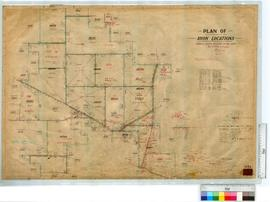 Plan of Avon Locations 19590-19589, 16071, 13797, Reserve and Trig Reserve by C.A. Goddard [scale...