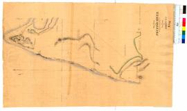 Chain survey of the Preston River by Thomas Watson, sheet 7 [Tally No. 005176].