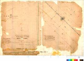 Folio IV. Survey of locations abutting right bank of Swan.