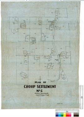 Group Settlement No. 6