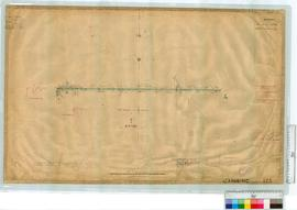 Survey of North and Part of East Boundary of 12/1 (Millars Karri and Jarrah Co.) by L.G. Robertso...