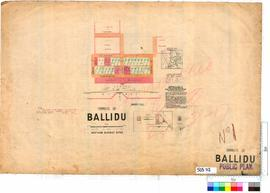 Ballidu Sheet 1 [Tally No. 503712].