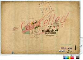Quairading Sheet 1 [Tally No. 505063].