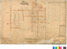 Boyup Brook 199/1. Plan of Boyup Brook Townsite, Lots 17 & 21 to 49, M. C. White [scale: 2 ch...